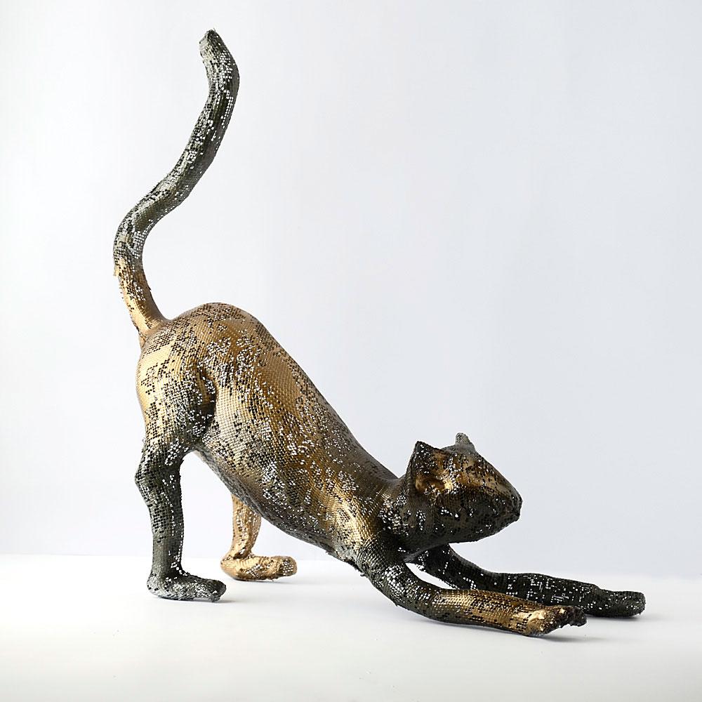 גלרייה פסלים של חיות